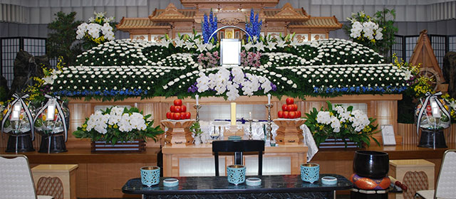 家族葬から社葬まで